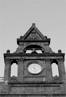 Détails ancien hôtel de ville St Flour (5)